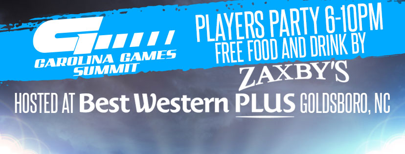 Players Party Banner