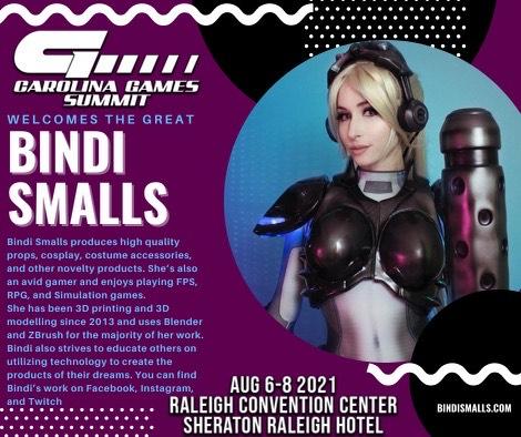 Bindi Smalls Cosplay