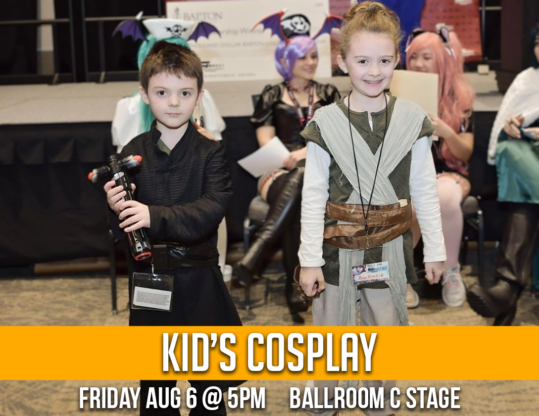 Kids Cosplay Contest