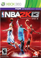 NBA 2K13 1v1