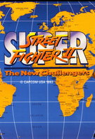 Street Fighter II The New Challengers