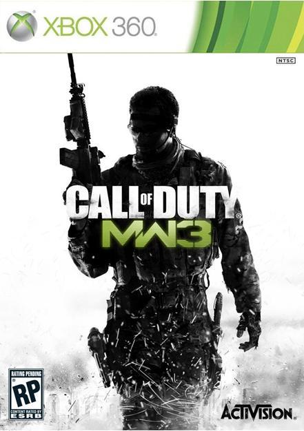 Call of Duty MW3 4v4