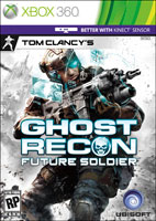 Ghost Recon Future Soldier 4v4