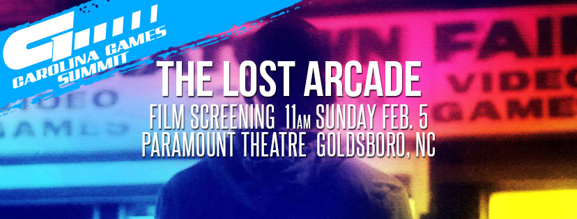 The Lost Arcade Promo Image