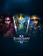 Starcraft II 1v1 Legacy of the Void