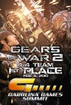 Gears of War 2 Plaque