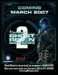 G2Expo 2007 Program Back Cover